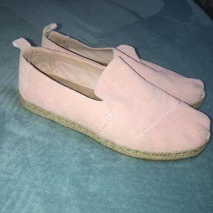 Pink Toms Espadrilles